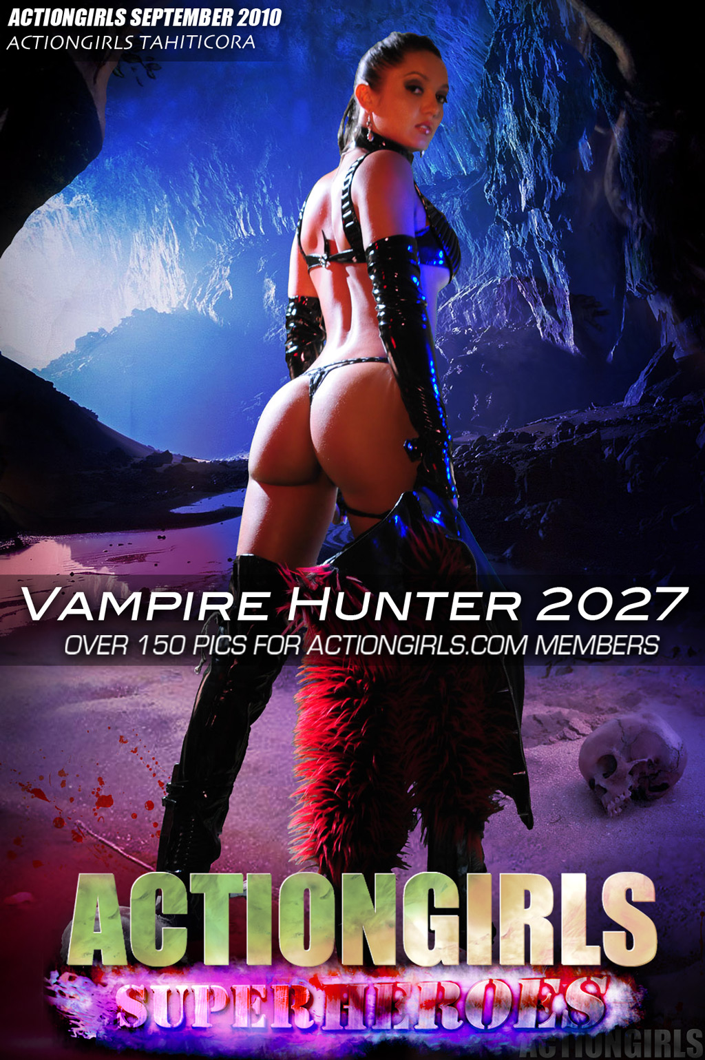 Sexy vampire hunter sexy download