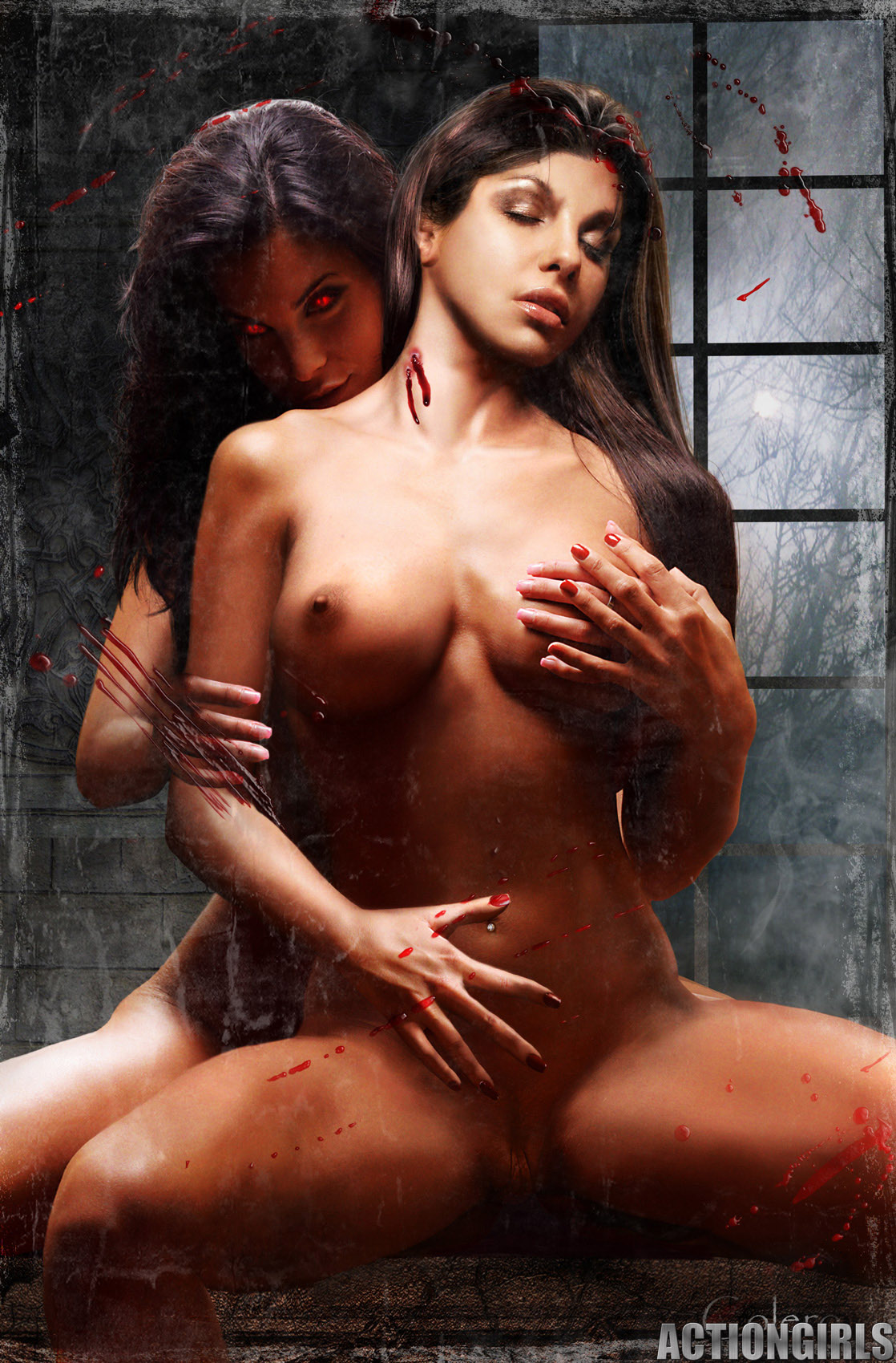 Horror hot sex download xxx movie