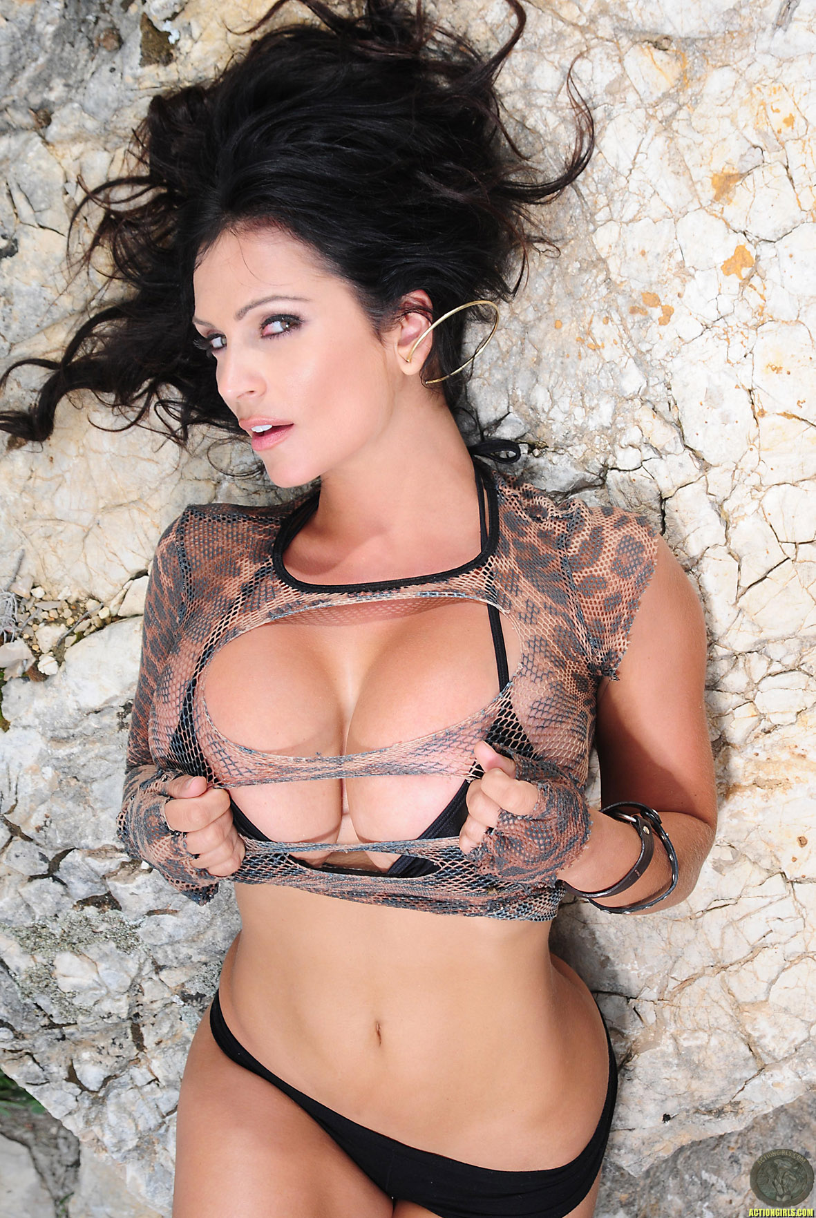 image Denise milani only photos and car non nude