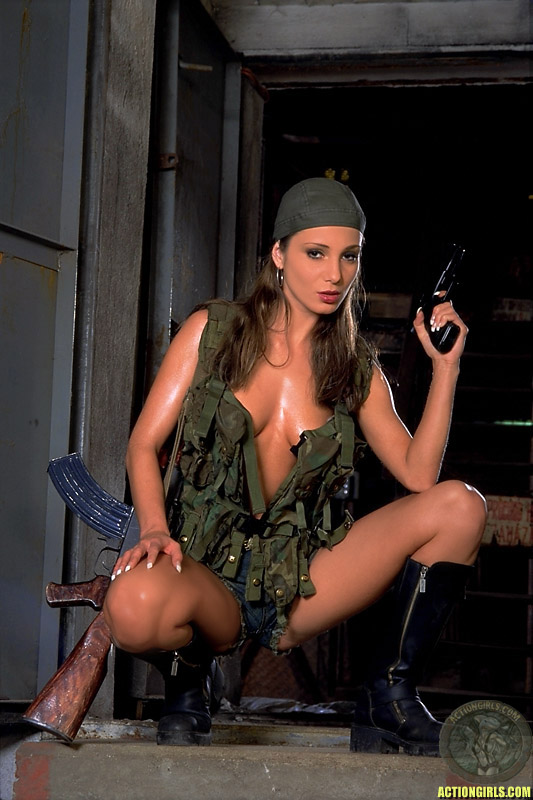 Message, matchless))), nude women with machine guns the