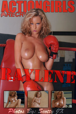 actiongirls recruits Raylene