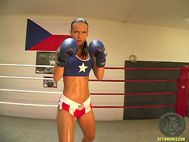 Susana spears nude boxing